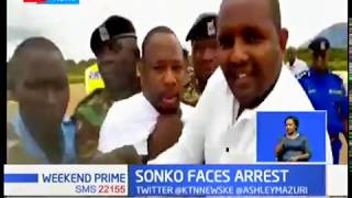 Nairobi Governor Mike Sonko to be charged with assault, police to arrest him if he snubs court