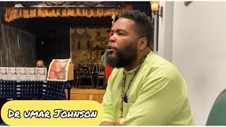 Dr Umar Johnson - Speaks On Interracial Dating & Relationship.