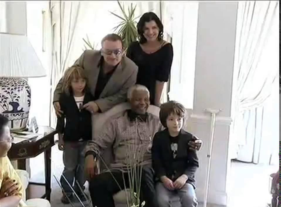 PreTeen 5 in Action: Nelson Mandela 2011.2