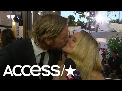 Dax Shepard Didn't Hook Up With Kristen Bell On The Ride To The Golden Globes: 'My Mom Drove Us!'