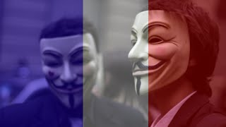 Anonymous - Operation Paris #OpParis