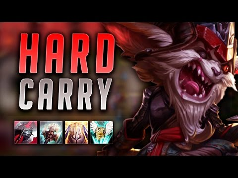 CAN THIS UNKILLABLE KLED HARD CARRY HIS ENTIRE TEAM?! KLED TOP SEASON 7 - League of Legends Gameplay