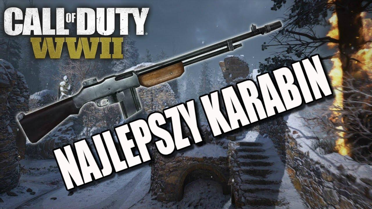 CALL OF DUTY WWII – NAJLEPSZY KARABIN