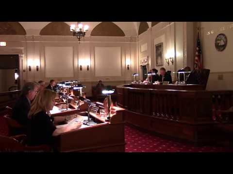 Common Council Meeting 10/3/2017 #KingstonNY