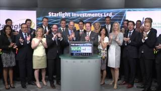 Starlight Investments Ltd. opens TSX Venture Exchange