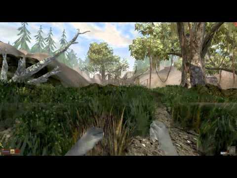 Morrowind Rocks - Mge Xe Test 1 - YT