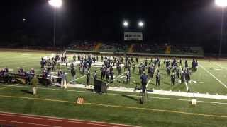 Romeoville Spartan Marching Band New Lenox 2013