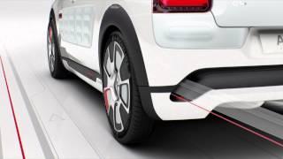 Citroen C4 Cactus Airflow 2L Concept 2014 Videos