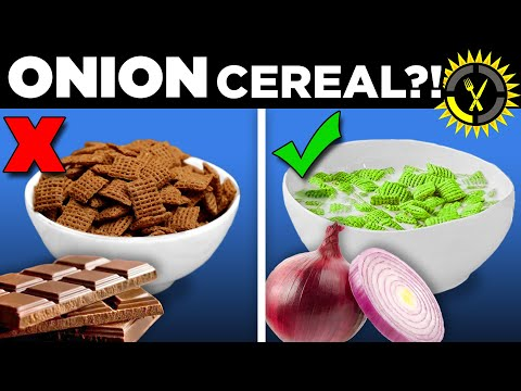 Food Theory: The TRUTH of the World's WEIRDEST Cereal! (켈로그 첵스파맛) - The Food Theorists