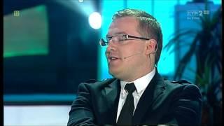 Kabaret Smile i Marcin Wójcik   Restauracja od tyłu