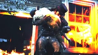 Assassin's Creed Syndicate - Roth Tries To Burn Kids