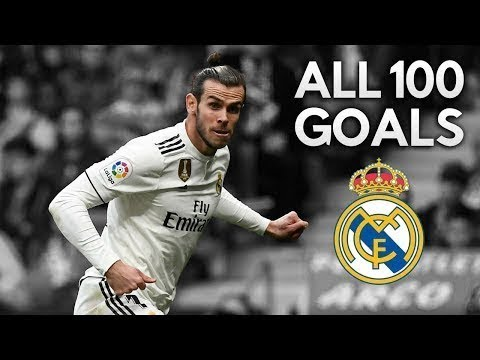 Gareth Bale ● All 100 Goals for Real Madrid ● 2013-2019