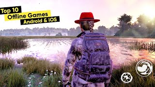 Top 15 Best OFFLINE Games for Android & iOS 2020 | Top 10 Offline Games for Android 2020 #6