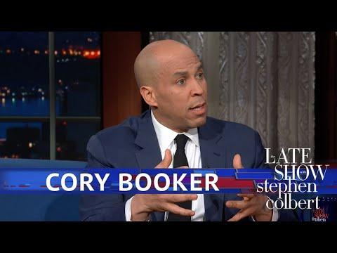 Sen. Cory Booker Wants A Revival Of Civic Grace