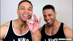 Muscle Building HGH Supplements @Hodgetwins