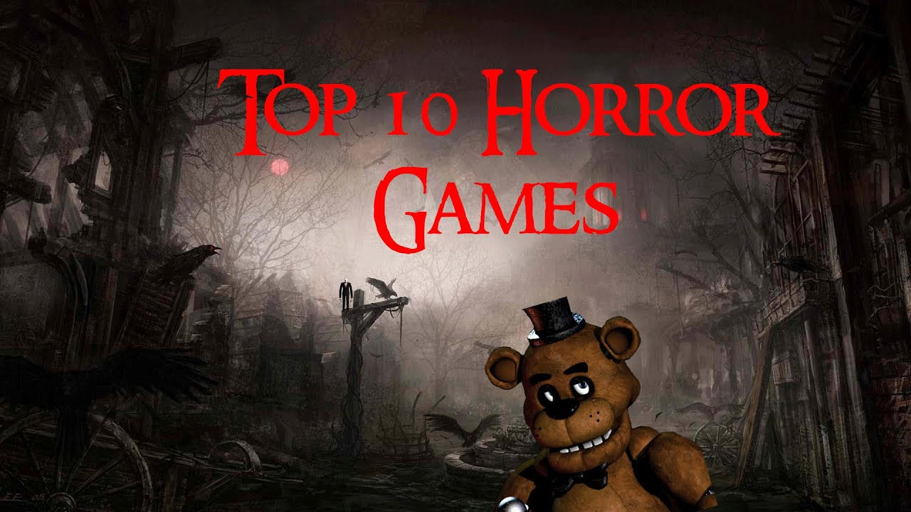 ☠️ 10 Best Free!! Horror Games on Steam - YouTube