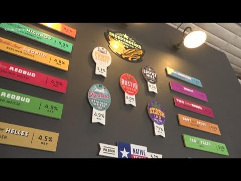 Austin Breweries React To 'beer To-go' Bill | KVUE