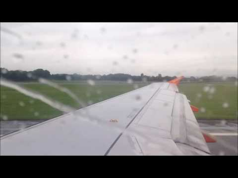 Takeoff Belfast International Airport | easyJet | A319