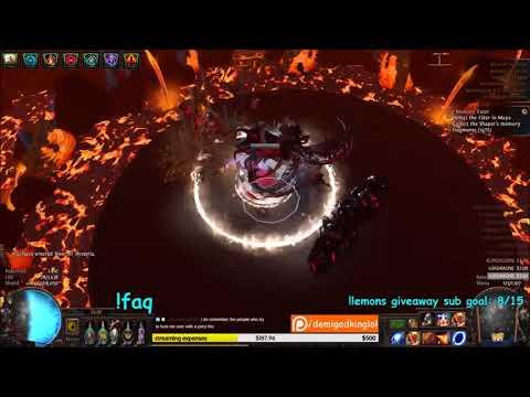 H*cknation Cloak FIRST Mirror Service! Spider Queen VS Two T14 Red Elders | Demi Live