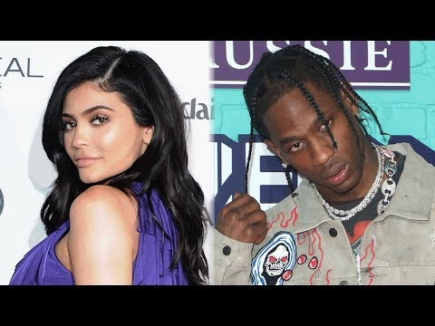 Travis Scott & Kylie Jenner NOT Living Together After Stormi's Birth