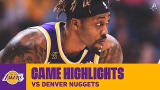 Download HIGHLIGHTS | Dwight Howard (14 pts, 11 reb) at. Denver Nuggets Mp3 and Videos
