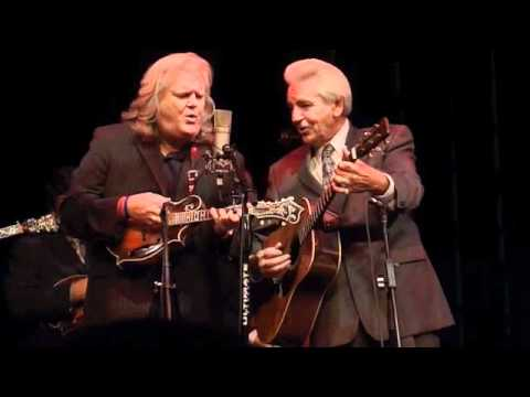 Ricky Skaggs & Del McCoury, It's Mighty Dark To Travel