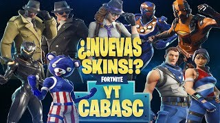 WAITING FOR THE *NEW* *FORTNITE* STORE NEW SKINS!? CABASC