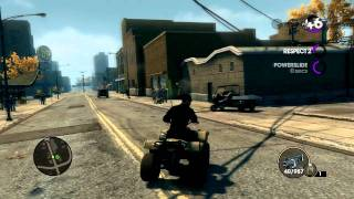 Saints Row 3 - QUAD-BIKE LOCATION - (TOAD)