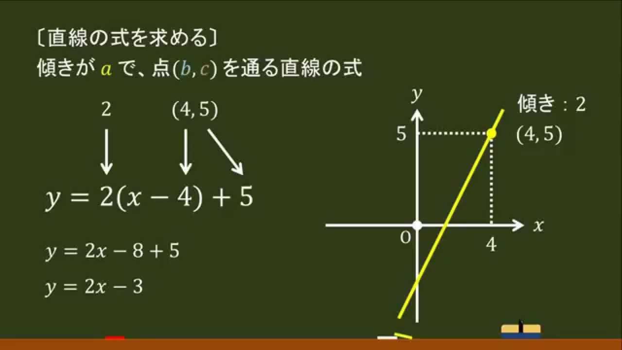 公式 一次 関数 一次関数の利用を解説!グラフの書き方や解き方を知り入試に活かそう!