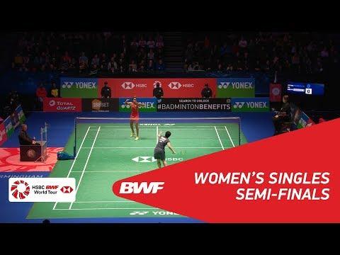 WS | PUSARLA V. Sindhu (IND) [4] vs Akane YAMAGUCHI (JPN) [2] | BWF 2018