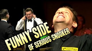 Funny side of serious snooker (Part 5)