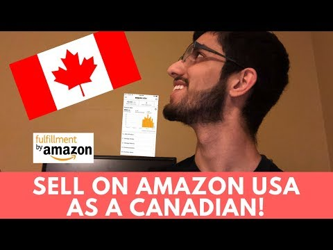The #1 Tip For Canadian Sellers On Amazon.com | Amazon FBA | How To Sell On Amazon USA As A Canadian