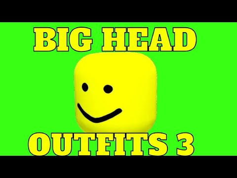 People With Bigger Head Roblox Free Download Playapkco