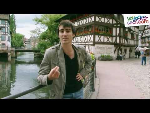 Vidéo Visite de Strasbourg en Alsace