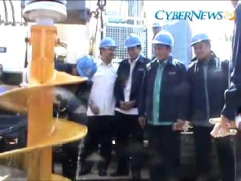 Dimulai, Pembangunan Menara Suara Merdeka   CyberNews TV