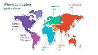 Learn About the Global Reach of Springer's Journals