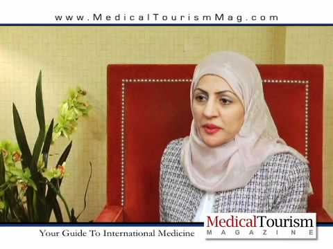 Laila Al Jassmi. CEO-Health Policy & Strategy Sector at Dubai Health Authority