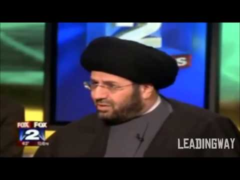 David Wood destroyed by Imam Al Qazwini