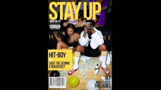 Hit-Boy - ?Stay Up? feat. Sage the Gemini and K Roosevelt (Audio)