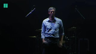 Beto O'Rourke After Losing: ''I'm So F***ing Proud Of You Guys'' #midterms