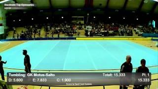 USM truppgymnastik 2015 - final