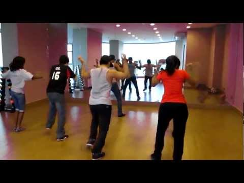 Alphabeat - David Guetta / Choreography rehearsal / Science ipa 2012