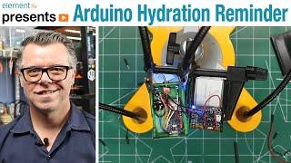 DIY Hydration Reminder System