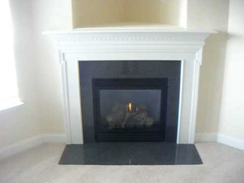American Hearth 36 Quot Direct Vent Fireplace Burning
