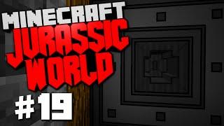 "Jurassic World | Minecraft Rexxit Modpack #19 ""TREX Pens, PneumaticCraft, Pressure Chamber"""