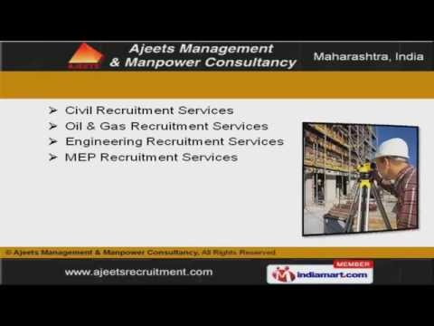 Human Resource Management Services by Ajeets Management & Manpower Consultancy, Mumbai