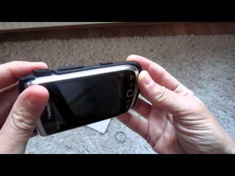 Unboxing Otterbox Commuter Case BlackBerry Torch 9810