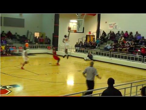 6'4 2021 PG Taye Fields of Opelika High School (Opelika, AL) Midseason Highlights!!!