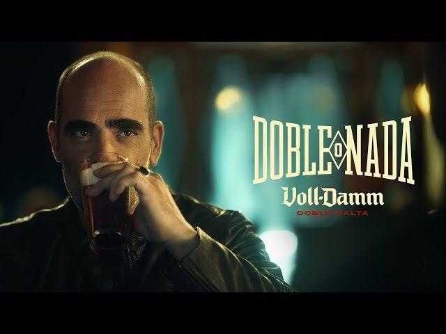 Tosar vuelve a protagonizar otro anuncio de Voll-Damm
