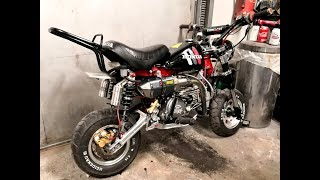170cc ooracing monkey story/projekti!